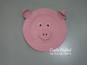 Paper Plate Pig & Crafty-Crafted.com | Crafts for Children » Search Results » pig